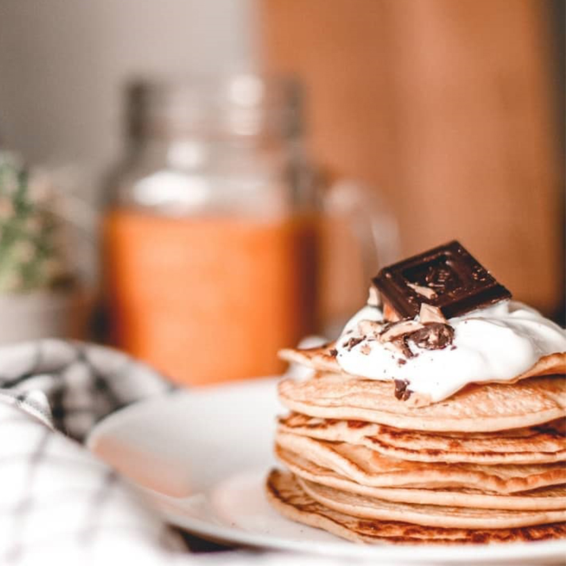 Receta de Happy Pancakes