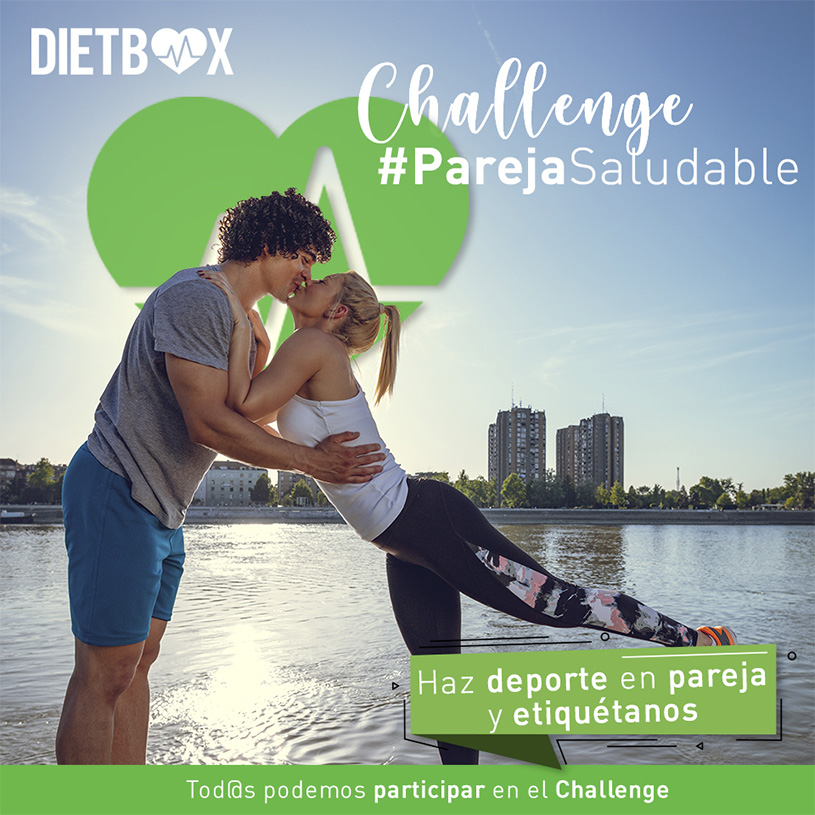 CHALLENGE #PAREJASALUDABLE