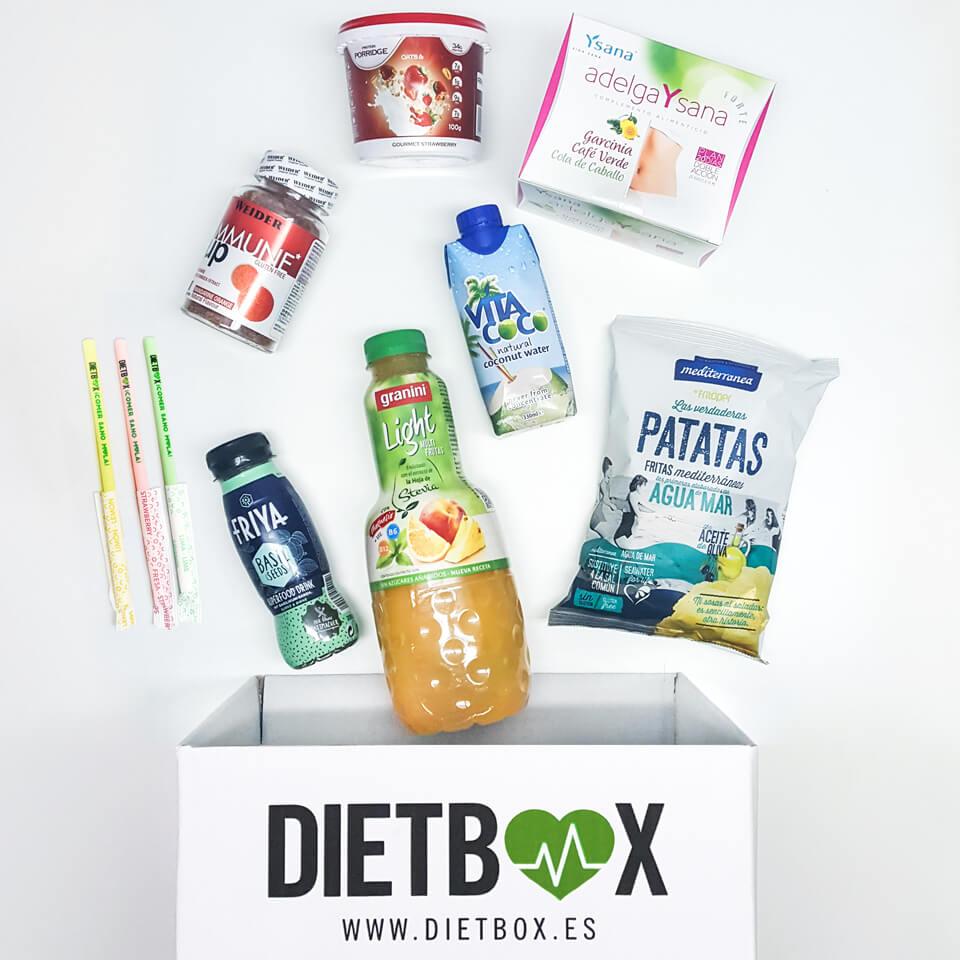 DietBox de Enero 2018