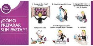 como preparar slim pasta