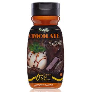 Salsa de Chocolate ServiVita
