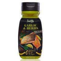 Salsa Garlic & Herbs ServiVita