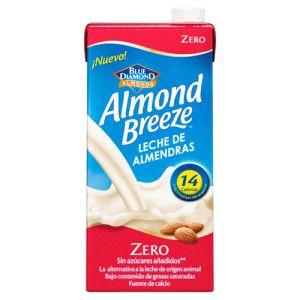 Leche de Almendras Almond Breeze Zero