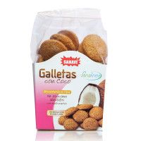 Galletas con Coco Sanalinea