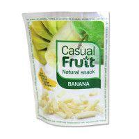 Snack de Platano Casual Fruit