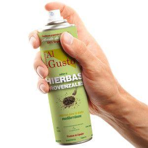 Aceite de Oliva en spray AlGusto Hierbas Provenzales