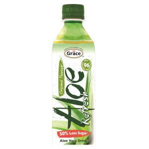 Bebida Aloe Vera sabor natural 500ml