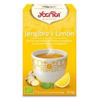 Yogi Tea Jengibre y Limon