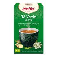 Yogi Tea Te Verde Energia