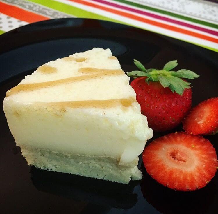 tarta de queso con agar agar 3