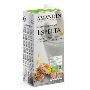 Bebida de Espelta ecológica 1L de Amandin