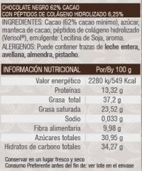 beauty cocoa etiqueta