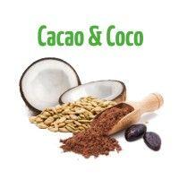Semillas de pipas con Cacao Coco