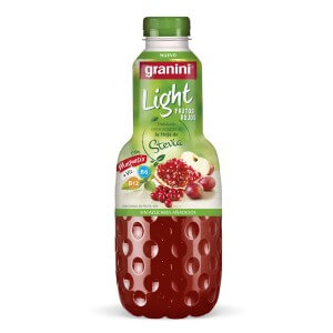 Granini Light Frutos Rojos 1L