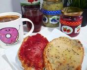 Mermelada Casera kiwi y frutos rojos2