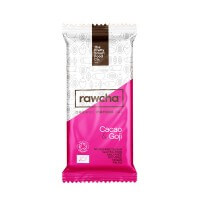 Rawcha barrita de cacao goji 30gr