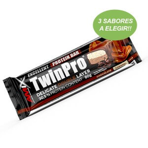 Twin Pro Protein Bar 80gr