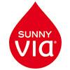 sunny via logo