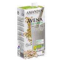 Bebida de Avena con calcio ecológica 1L