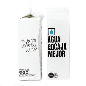 Agua enCaja Mejor 500ml