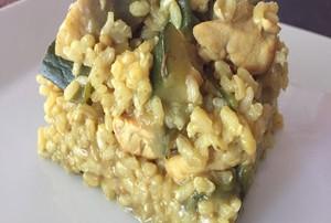 Arroz con pollo diurético2Arroz con pollo diurético2