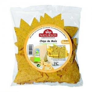 Chips de Maiz con queso 75gr