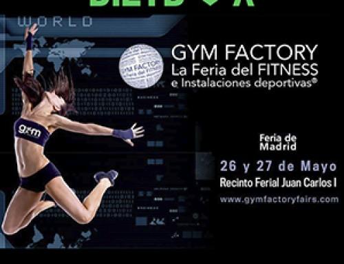 Gym Factory contará con la presencia de DietBox