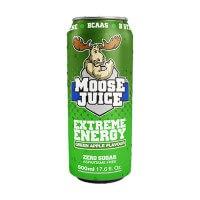Moose Juice Extreme Energy Green Apple 500ml