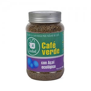 Café verde con Açai Sadiet 300gr