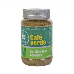 Café verde con Aloe Vera Sadiet 300gr
