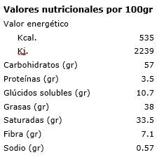 Chips de Boniato con aceite de coco 80gr etiqueta