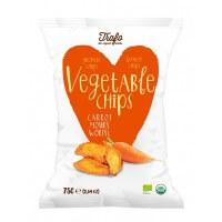 Chips de Zanahoria 75gr