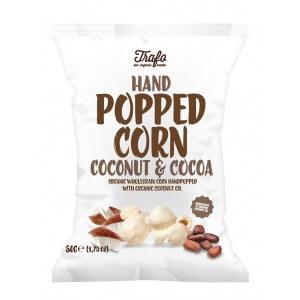 Palomitas dulces con cacao y coco 50gr