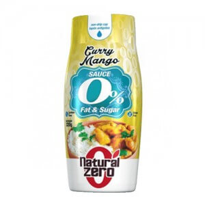 Salsa Curry Mango Natural Zero