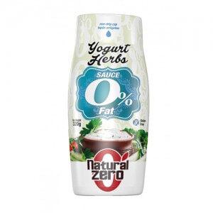 Salsa Yogurt y Hierbas Natural Zero