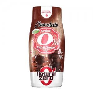 Sirope de Chocolate Natural Zero