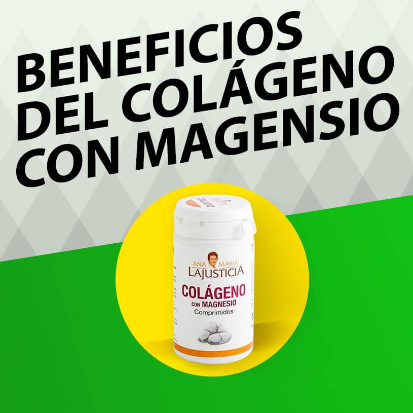 Beneficios de consumir colágeno con magnesio