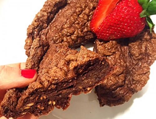 Bizcocho de chocolate sin carbohidratos