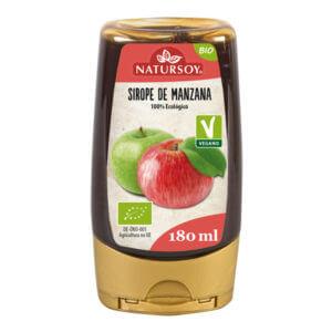 Sirope de manzana ecológico 180ml