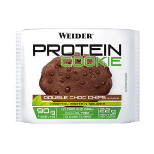 Vegan Protein Cookie Weider 90gr