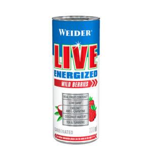 LIVE RTD Weider 330ml