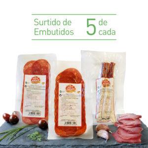 Pack embutidos Maria Natura