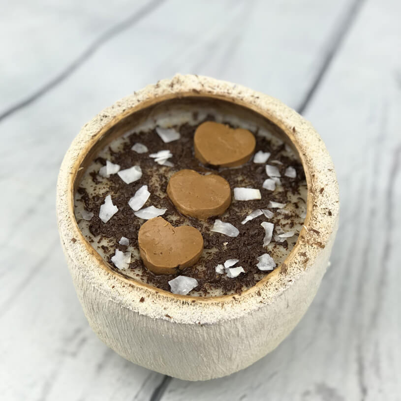 Receta de Porridge de cocochoco