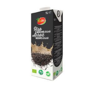 Bebida de Arroz Negro ecológica 1L