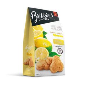 Brikkin's Limón 200gr