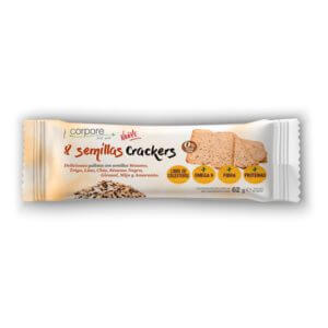 Crackers 8 Semillas Corpore Diet
