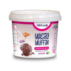 Macro Mufin chocolate 50gr
