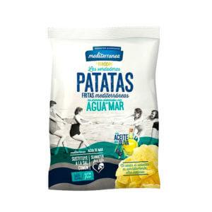 Patatas fritas Agua de Mar 50gr