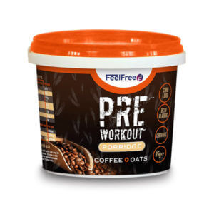 Pre workout Porridge 85gr 1