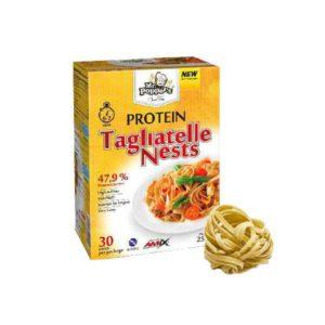 Protein Tagliatelle Nests